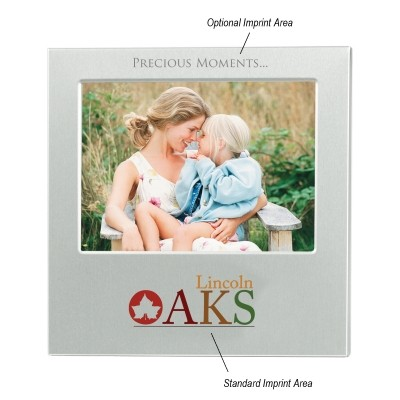 Picture of 4 inch X 6 inch Aluminum Photo Frame
