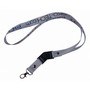 Woven Lanyard With Swivel Clip
