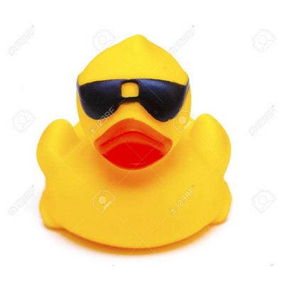 Picture of Rubber Bath Duck