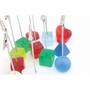 Coloured Shapes Memo Holders