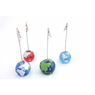 Picture of Earth Memo Holders
