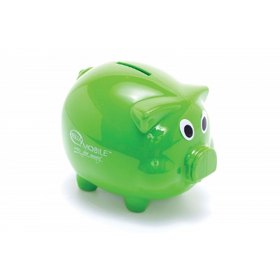 Picture of Plastic Piggy Bank
