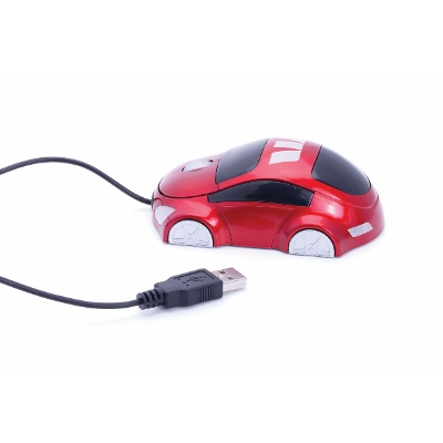 Picture of Car Shaped Cable Optical Mouse