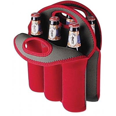 Picture of 6 Bottle Stubby Cooler Holder