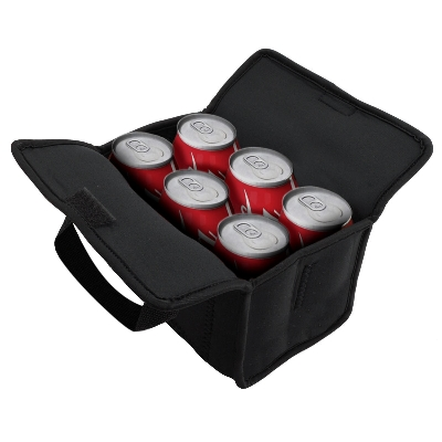 Picture of 6 Can Neoprene Cooler Bag