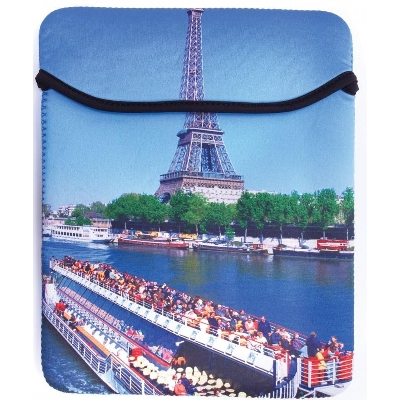 Picture of Neoprene Ipad Sleeve With Sublimation Pr