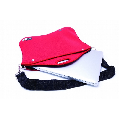 Picture of Neoprene Laptop Sleeve With Zipper Carry