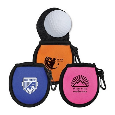 Picture of Golf Ball Cleaning Pouch
