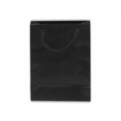 Picture of Gloss Laminated Bag Medium With Rope Han