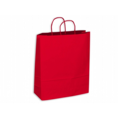 Picture of Kraft Paper Bag Coloured Extra Large Inc