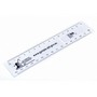 Paper Ruler Book Mark
