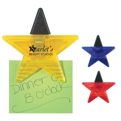 Picture of Star Shape Clip