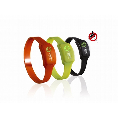Picture of Insect Repellant Silicon Wristband