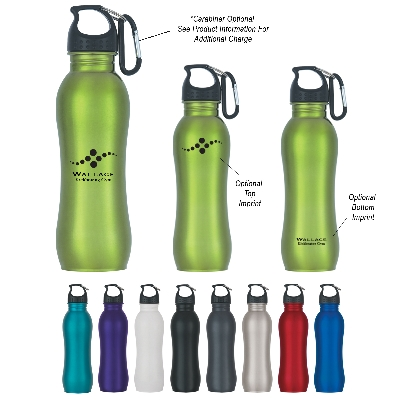 Picture of 739Ml Stainless Steel Grip Bottle
