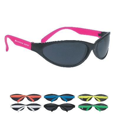 Picture of Wave Rubberized Sunglasses