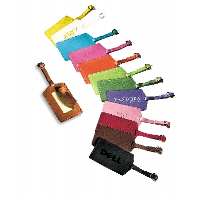 Picture of Pu Leather Luggage Tag