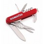 Swiss Style 7Pc Pocket Knife