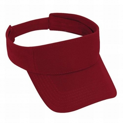 Picture of Heavy Brushed Cotton Sun Visor