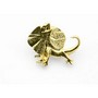 3D Frilled Neck Lizard Souvenir lapel
