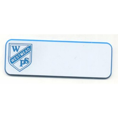 Picture of Plastic Name Badge