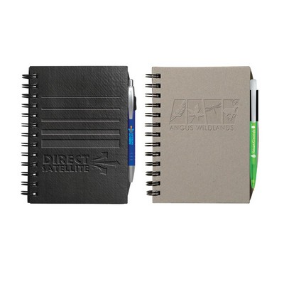Picture of BIC® Notebook Chipboard Cover