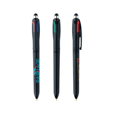 Picture of BIC® 4-Colour Pen with Stylus