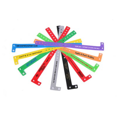Picture of L Shaped Wristbands - Custom Printed - I