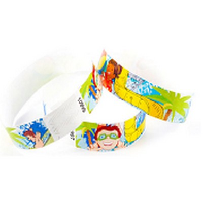 Picture of Tyvek Eziband Wristband - Pool Water Sli