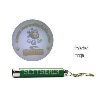 Picture of LED Projector Keychain