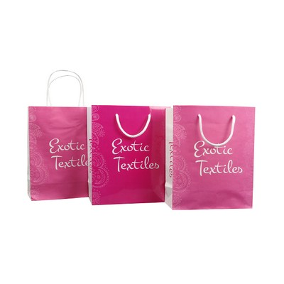 Picture of C5 Portrait Full Colour Paper Bag