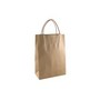 Junior Standard Brown Kraft Paper Bag