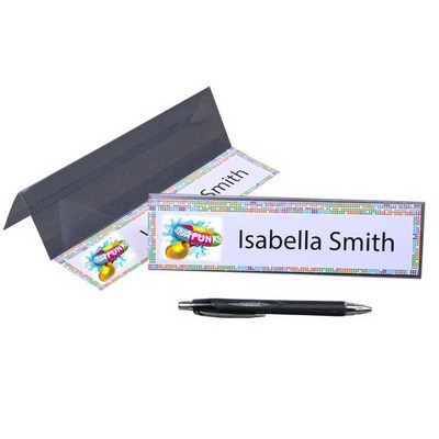Picture of Table Tent Flexible Large Fully Produced