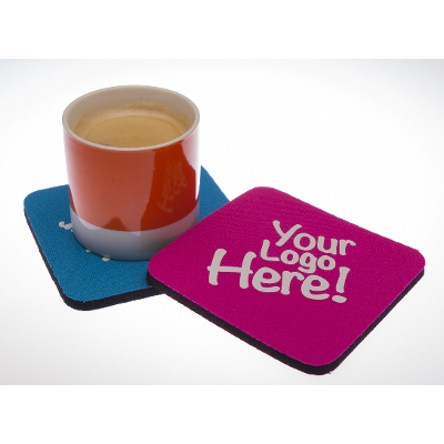 Picture of Neoprene coaster