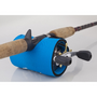 Fishing reel cover, can/stubby cooler wi