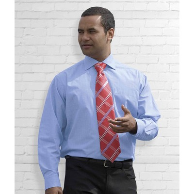 Picture of The Prince of Wales Check Shirt - Mens