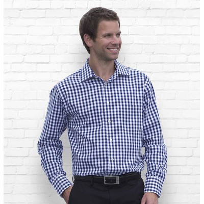 Picture of The Hartley Check Shirt - Mens