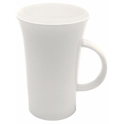Picture of White Basics Flared Mug Large - White