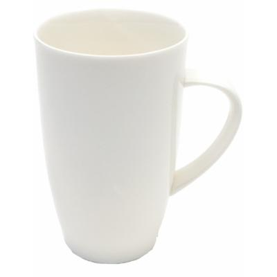 Picture of White Basics Hi Coupe Mug Large - White