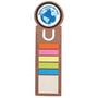 Circle Bookmark / Ruler with Noteflags