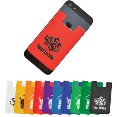 Picture of Silicone Mobile Phone Pouch