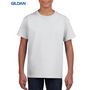 Gildan Ultra Cotton Youth T-Shirt White