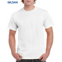Gildan Heavy Cotton Adult T-Shirt Colours100% Cotton Preshrunk Jersey Knit (Fibre