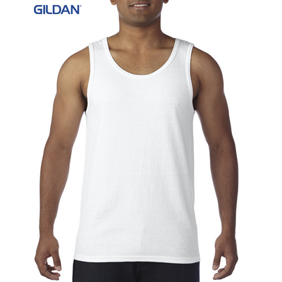 Picture of Gildan Heavy Cotton Adult Tank Top White