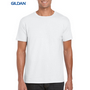 Gildan Softstyle Adult T-Shirt White