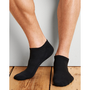 Gildan Platinum Men's No Show Socks Colo