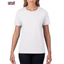 Anvil Women's Lightweight Tee White