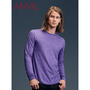 Anvil Adult Lightweight Long Sleeve Tee