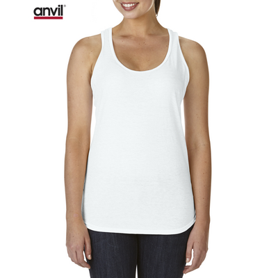 Picture of Anvil Women's Tri-Blend Racerback Tank W