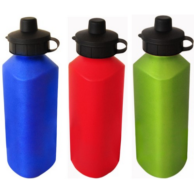 Picture of Triangle Aluminium Sport Bottle - Bpa Fr