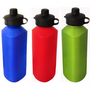 Triangle Aluminium Sport Bottle - Bpa Fr